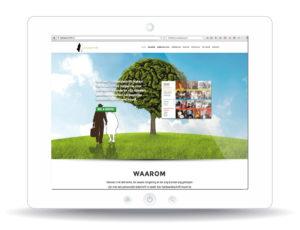 Website Tijdbeeldschrift