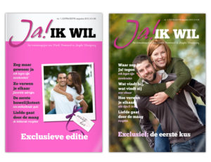 Ja ik wil! Magazine