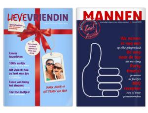 Vriendin – Mannen Magazine
