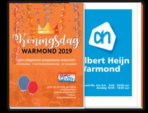 Programmaboekje Warmond